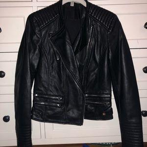 Leather jacket 🖤